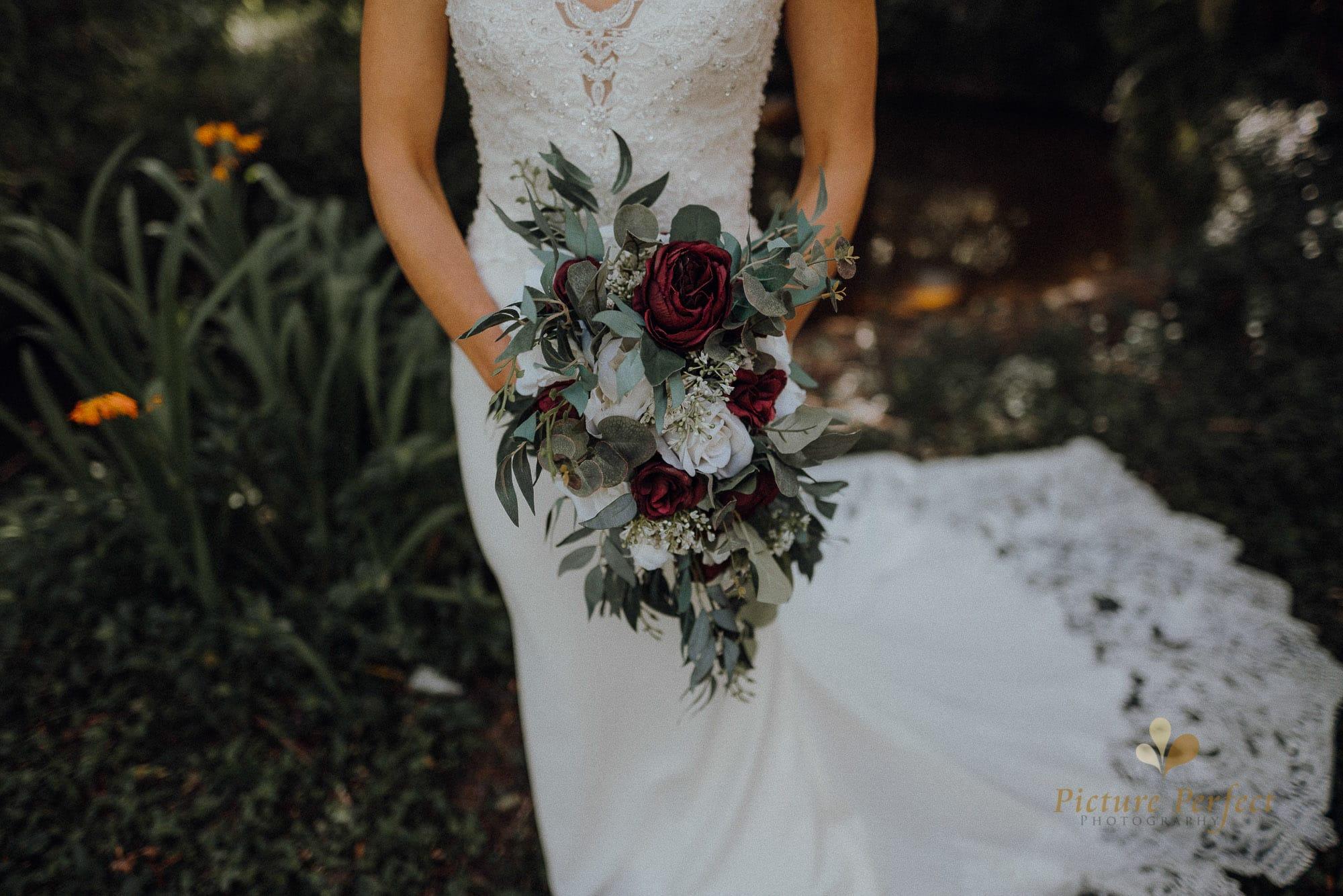 Roseburb Park wedding of Casey 2270