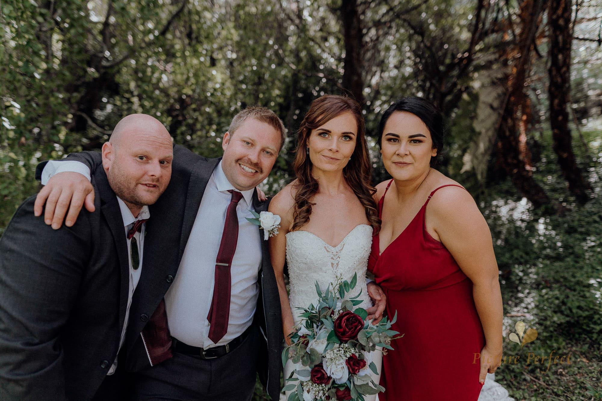 Roseburb Park wedding of Casey 2715