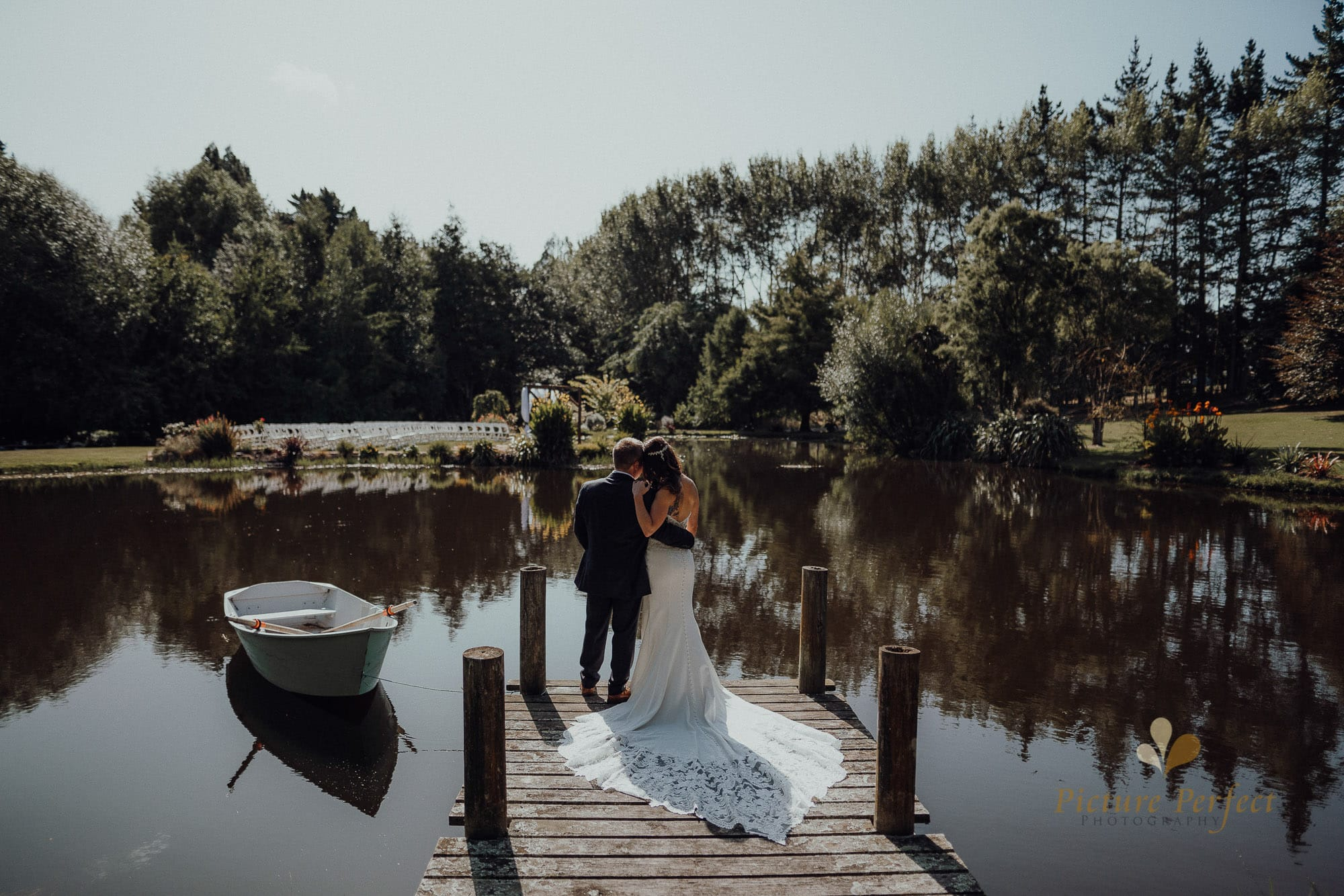 Roseburb Park wedding of Casey 3524