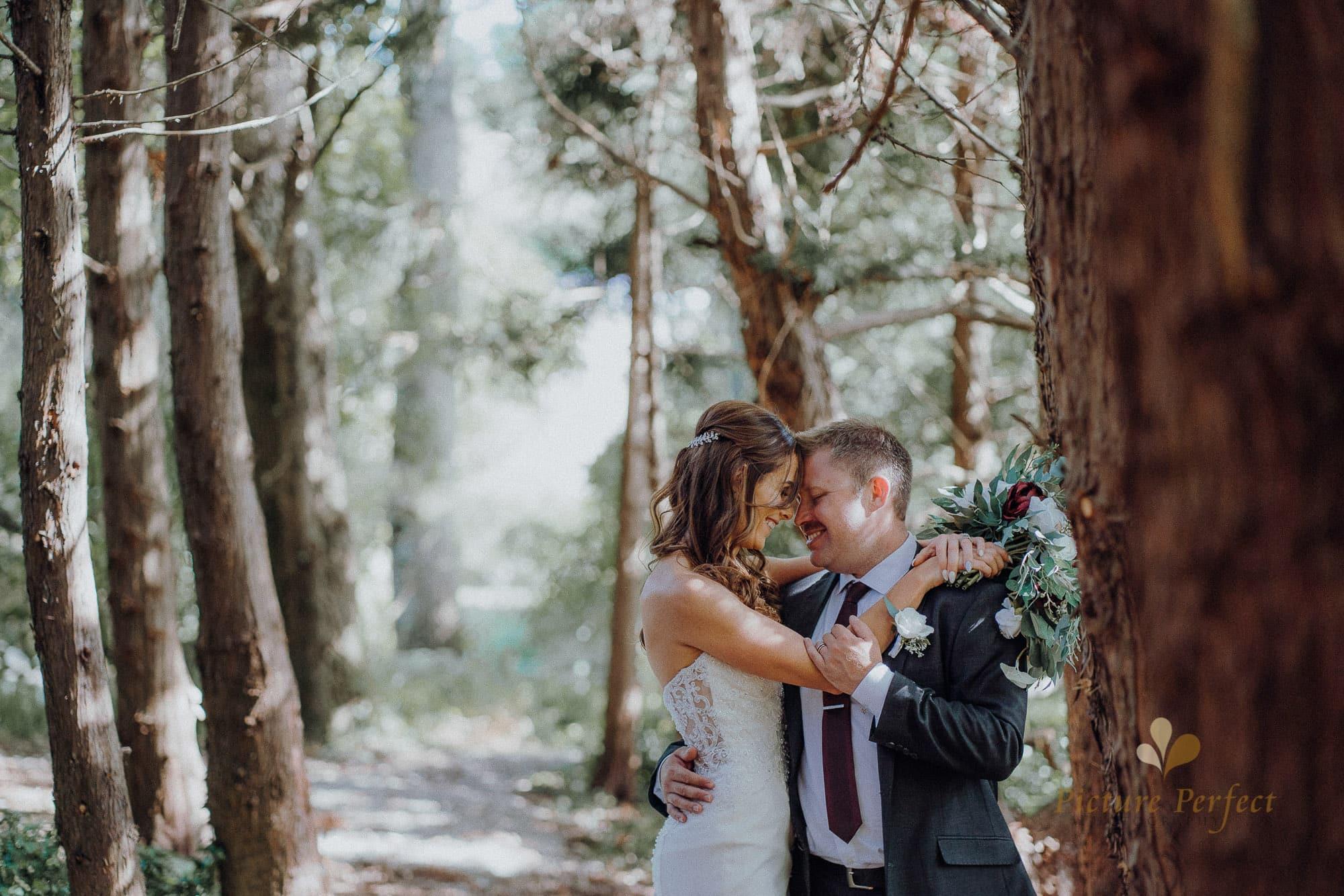 Roseburb Park wedding of Casey 3758