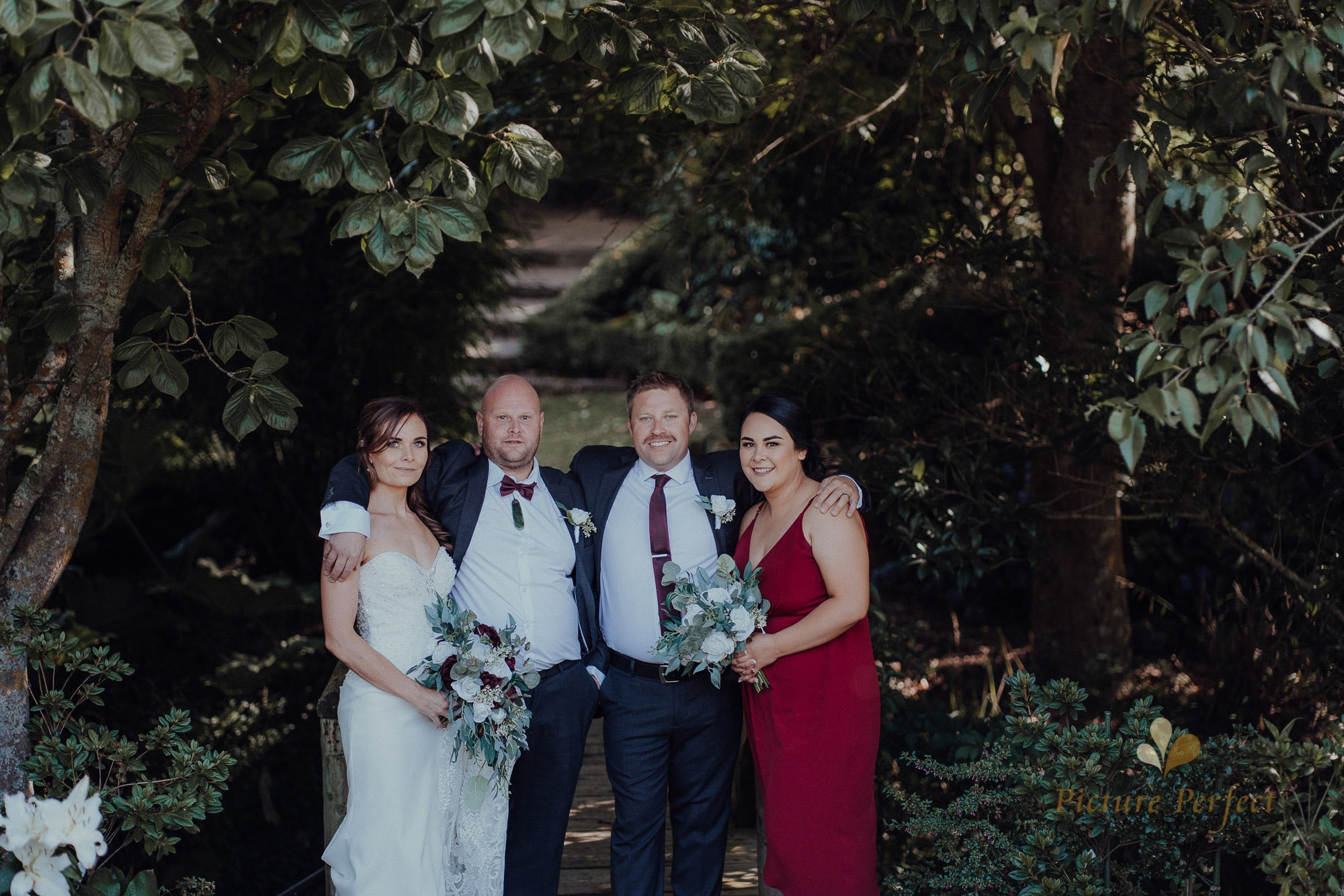 Roseburb Park wedding of Casey 3881
