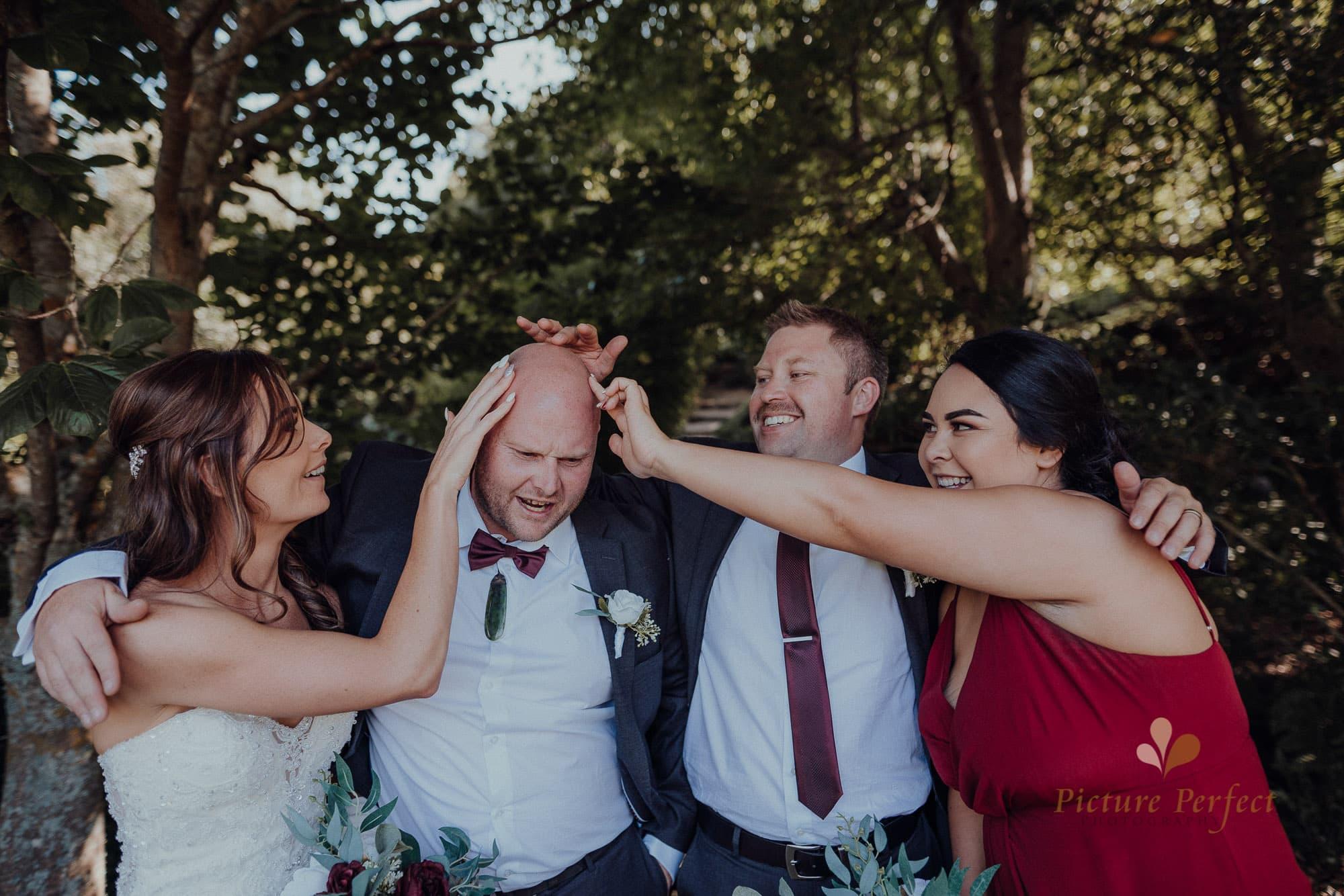 Roseburb Park wedding of Casey 3916