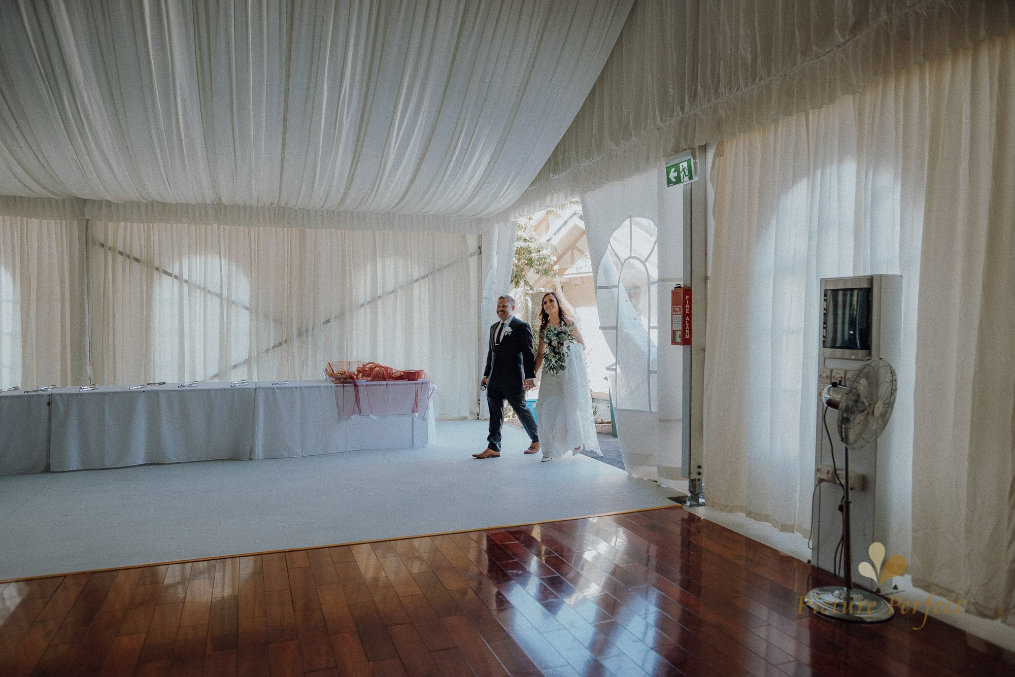 Roseburb Park wedding of Casey 3971