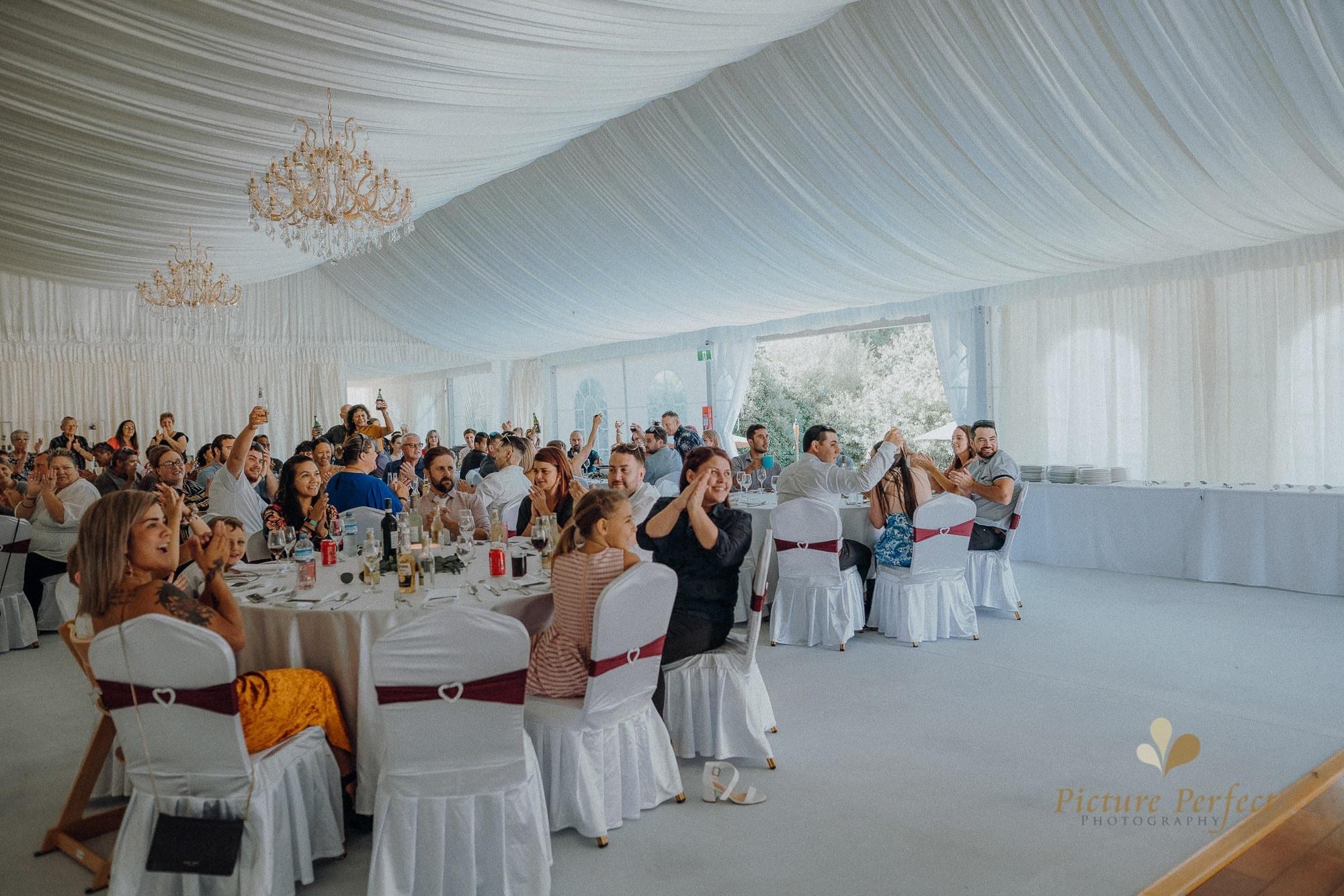Roseburb Park wedding of Casey 3980