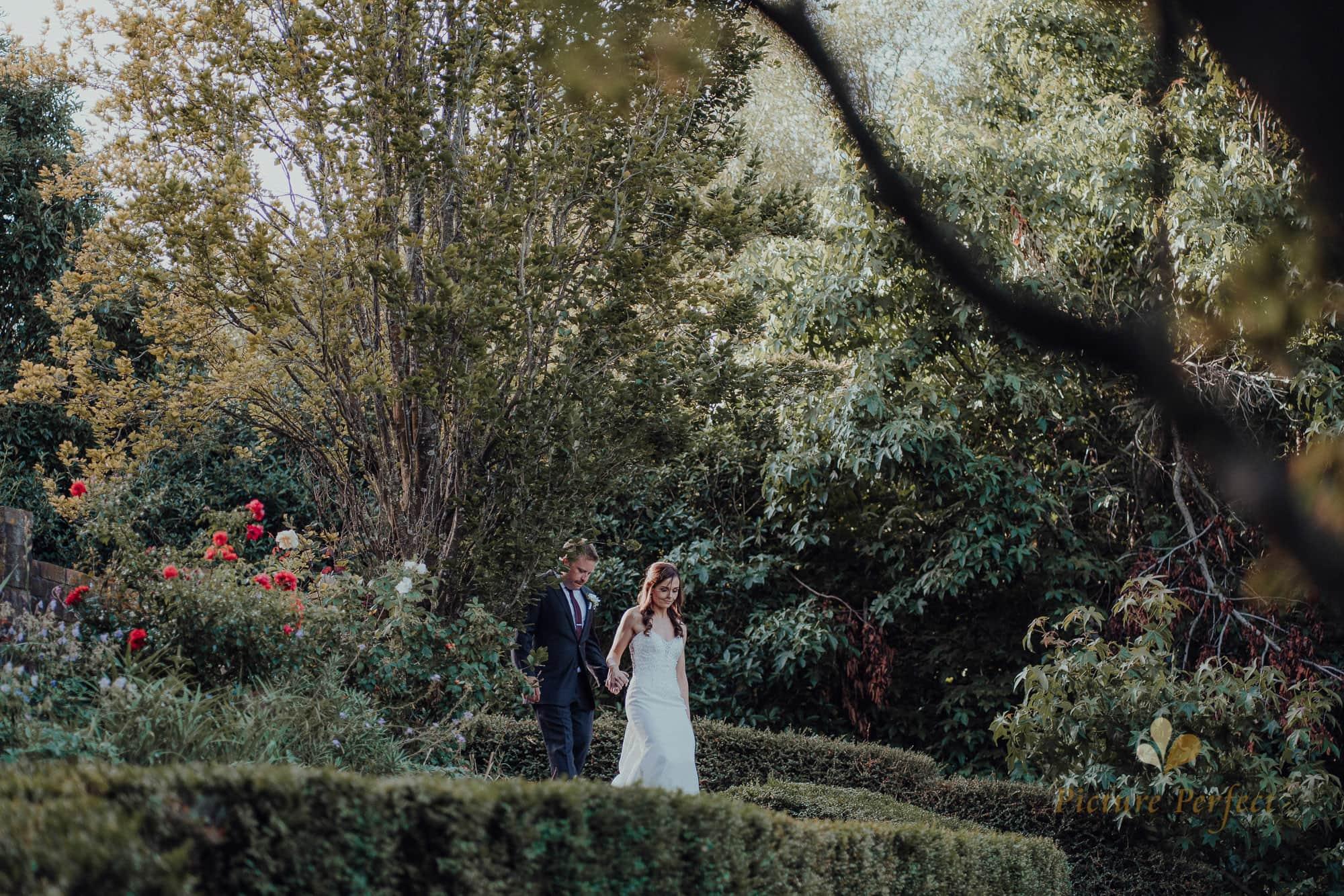 Roseburb Park wedding of Casey 4490