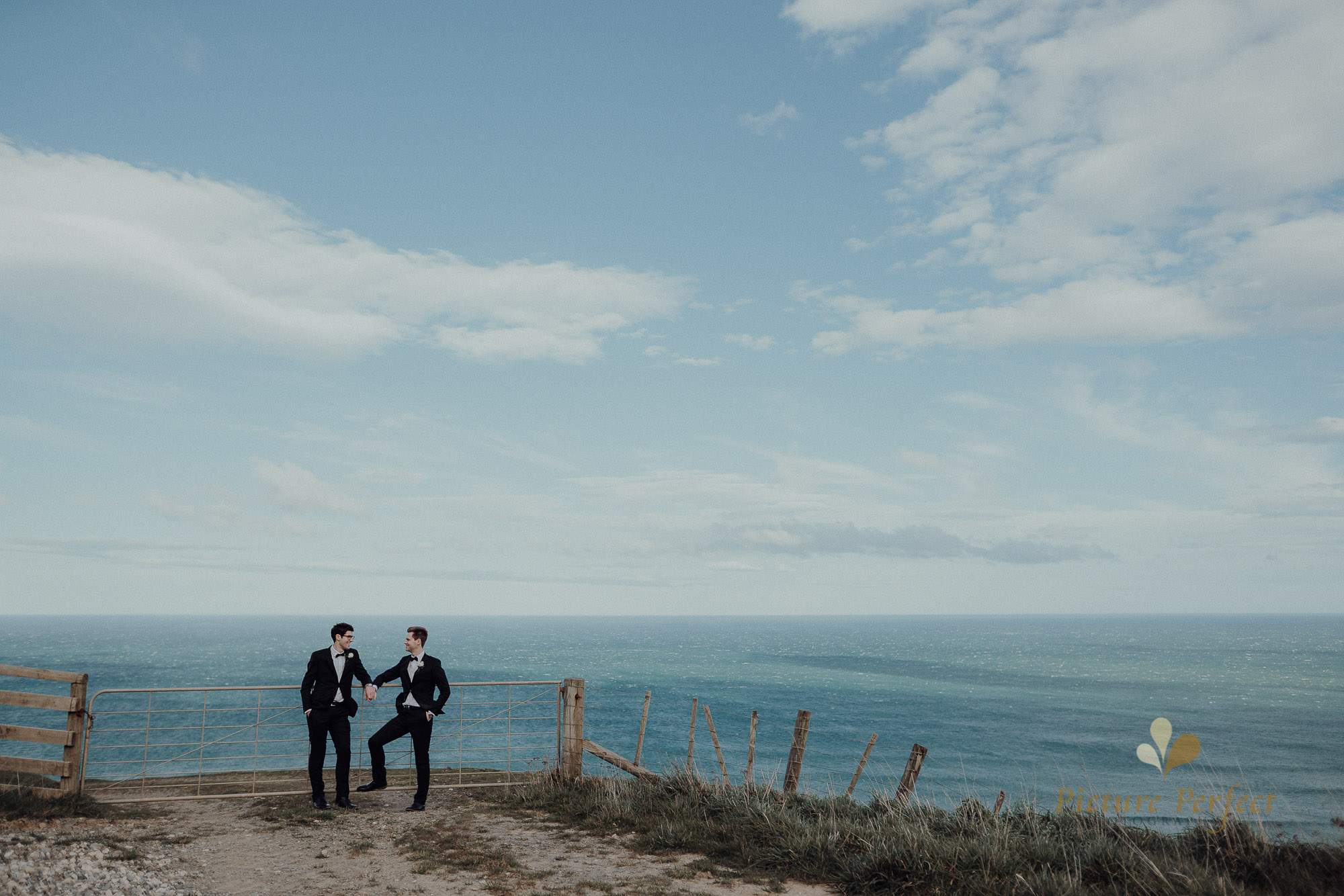 Hawkes Bay same sex wedding photography with these two lovebirds 0064