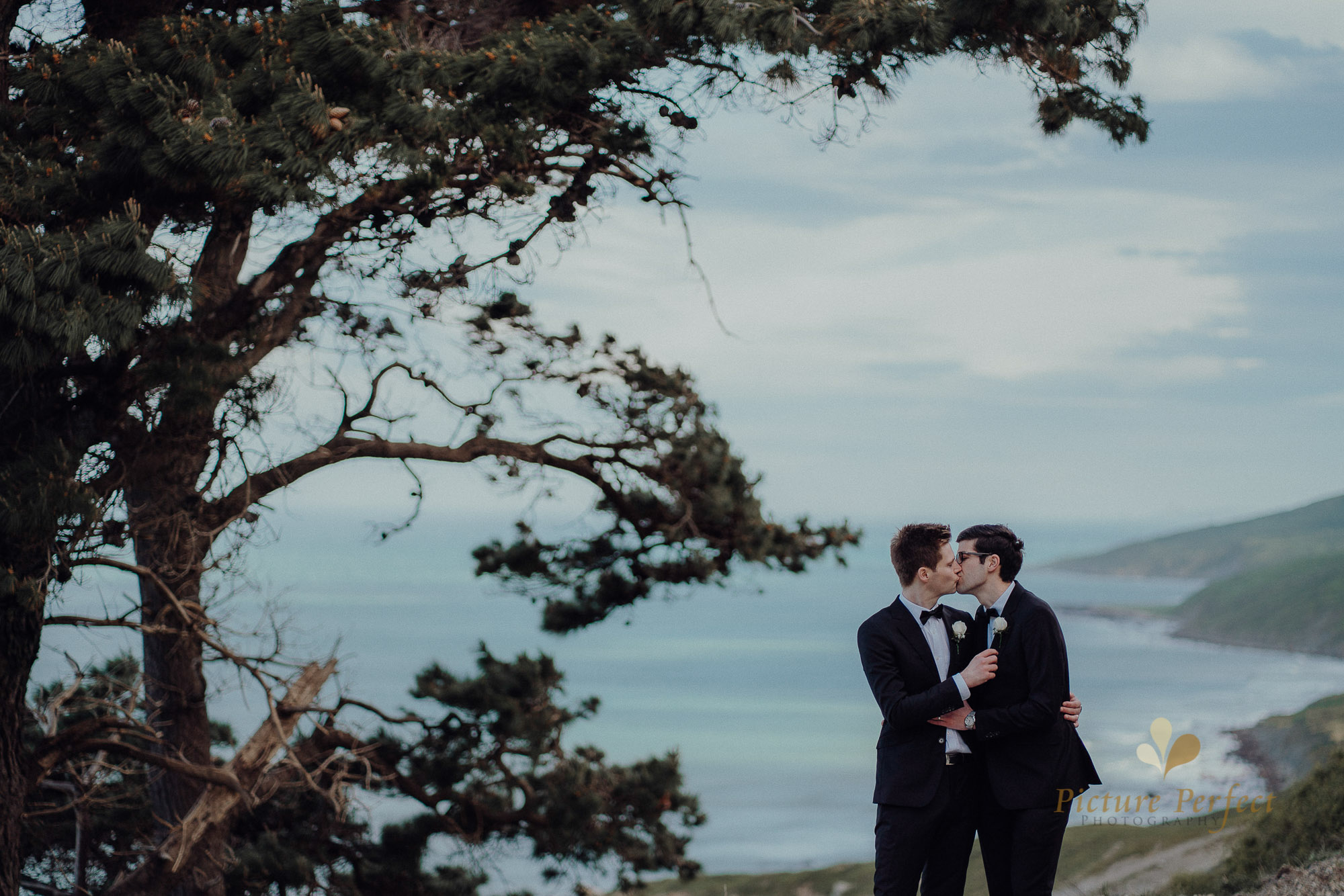Hawkes Bay same sex wedding photography with these two lovebirds 0069