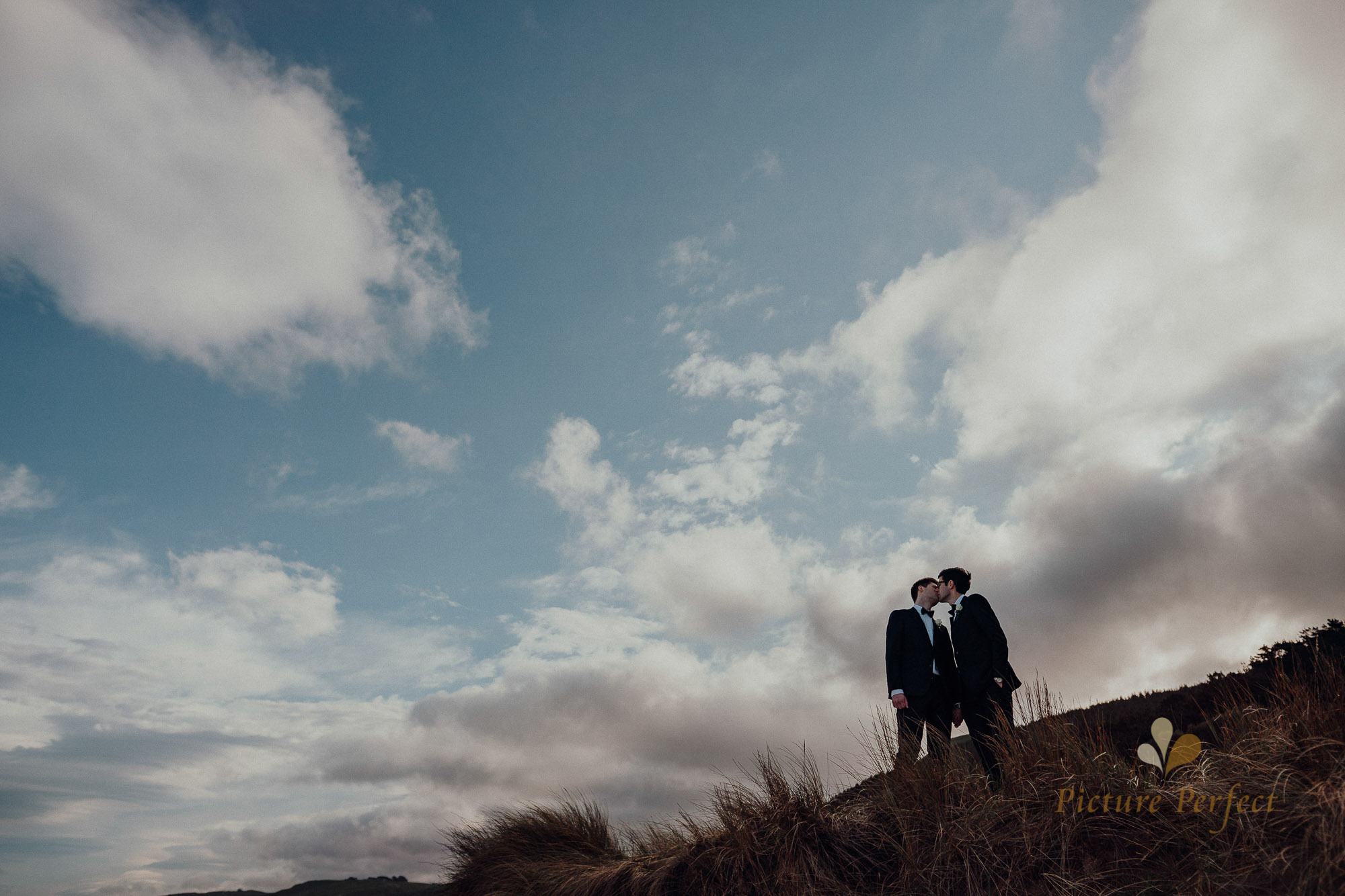 Hawkes Bay same sex wedding photography with these two lovebirds 0074