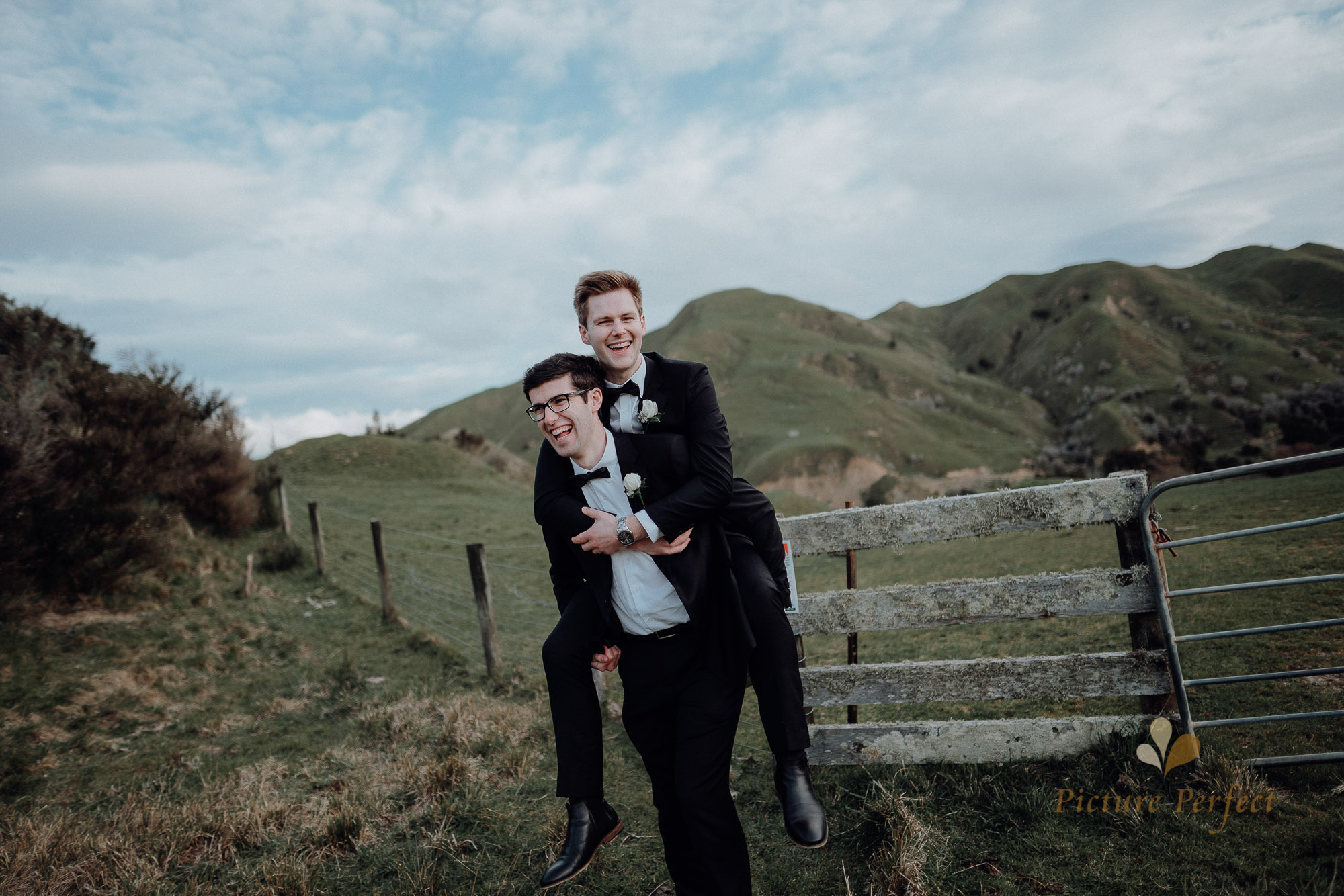 Hawkes Bay same sex wedding photography with these two lovebirds 0092