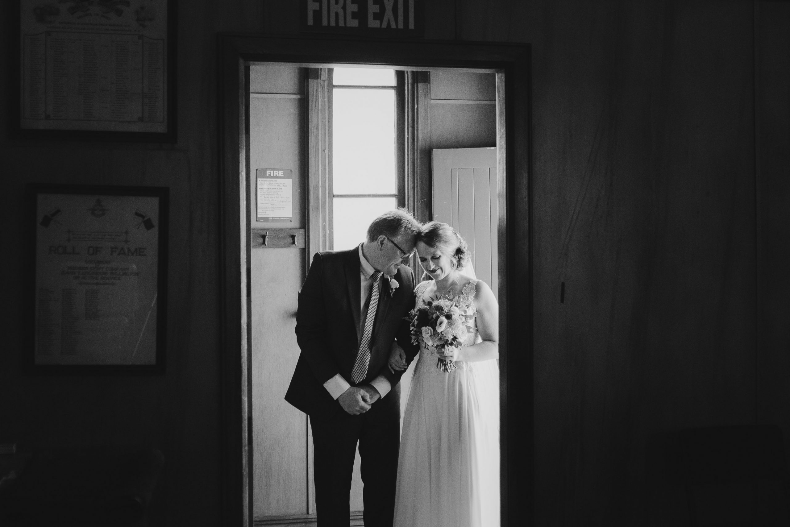 New Zealand and Wellington wedding photographer at The Chalet wedding venue with Olivia 025_