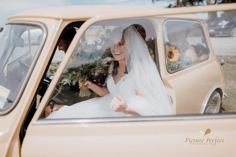 Manawatu farm rustic wedding of Natalie and Hamish 2017