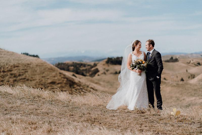 Manawatu farm rustic wedding of Natalie and Hamish 4381