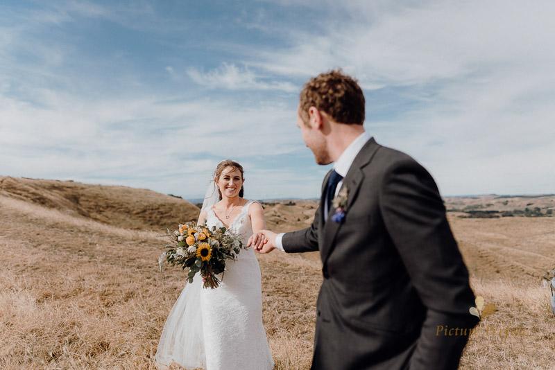 Manawatu farm rustic wedding of Natalie and Hamish 4410
