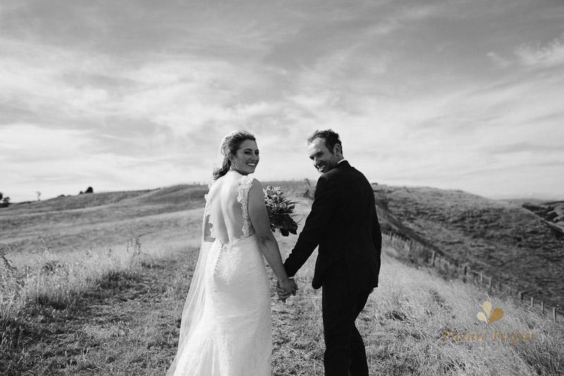 Manawatu farm rustic wedding of Natalie and Hamish 4552