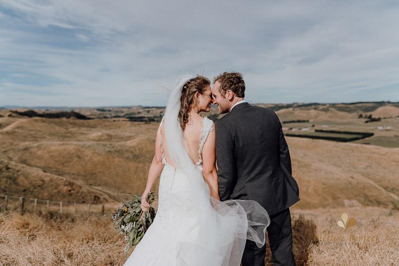 Manawatu farm rustic wedding of Natalie and Hamish 4633