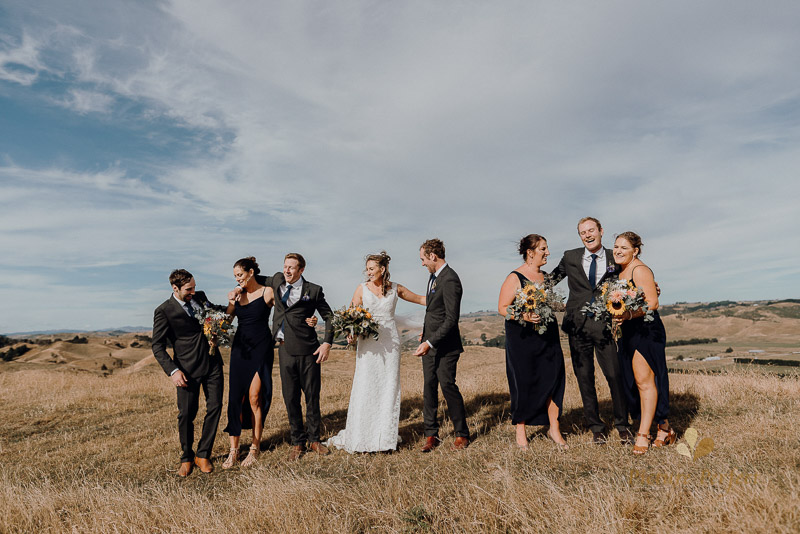 Manawatu farm rustic wedding of Natalie and Hamish 5050