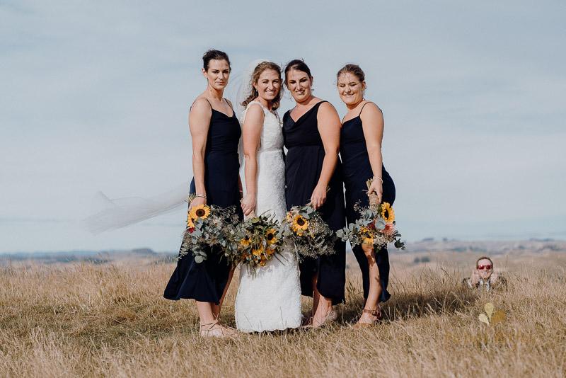 Manawatu farm rustic wedding of Natalie and Hamish 5247