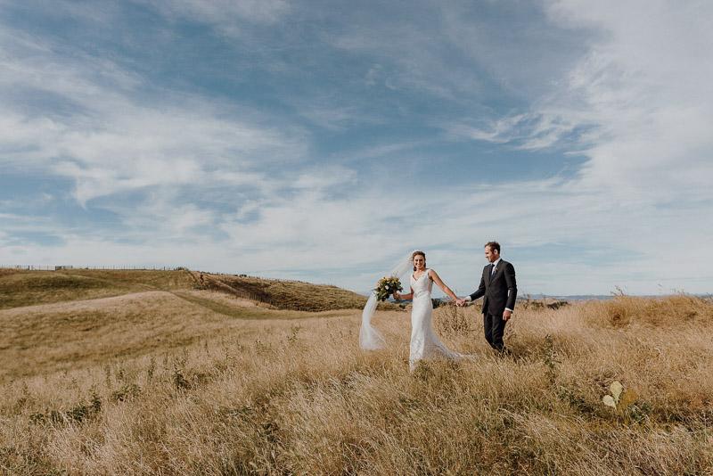 Manawatu farm rustic wedding of Natalie and Hamish 5323