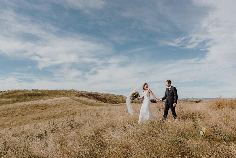 Manawatu farm rustic wedding of Natalie and Hamish 5324