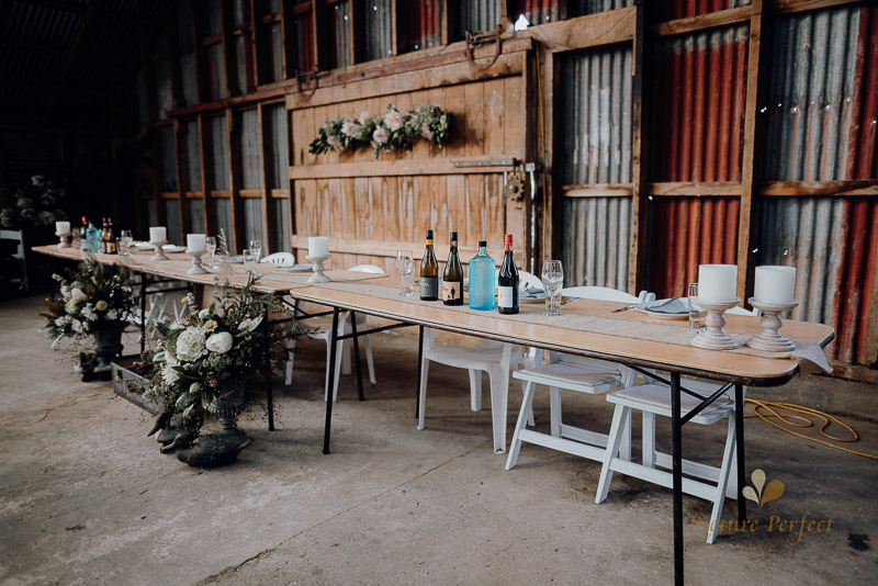 Manawatu farm rustic wedding of Natalie and Hamish 5605