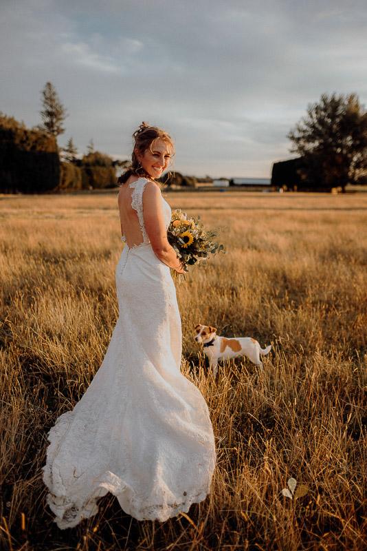Manawatu farm rustic wedding of Natalie and Hamish 6648