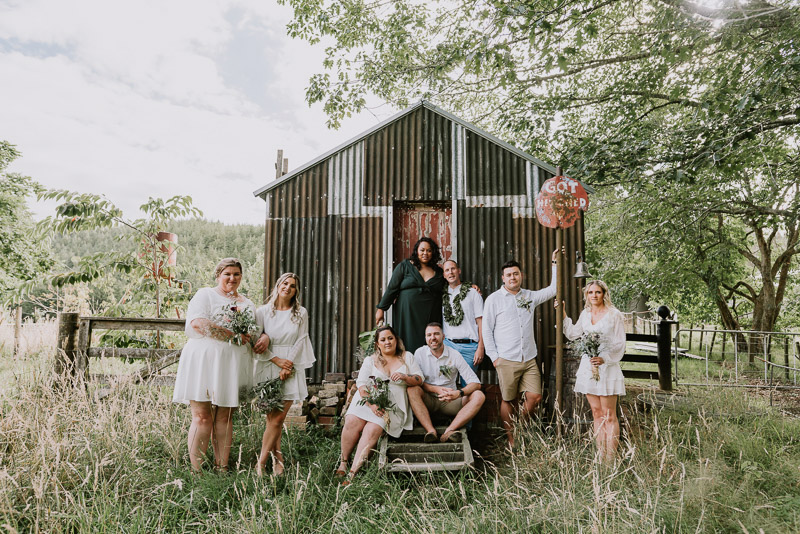 Old Forest School wedding with Luke and Emma 0637