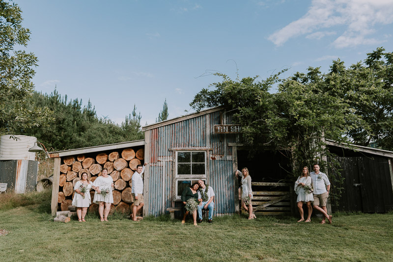 Old Forest School wedding with Luke and Emma 0716