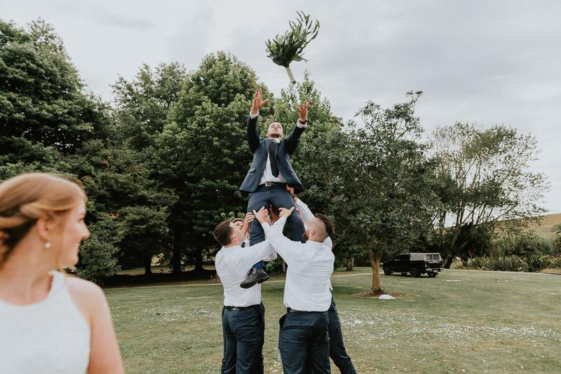 Wanganui wedding of Georgia and Josh at Basin Reserve 0181