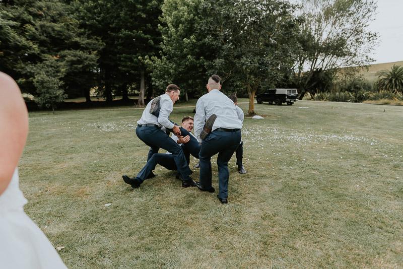 Wanganui wedding of Georgia and Josh at Basin Reserve 0183