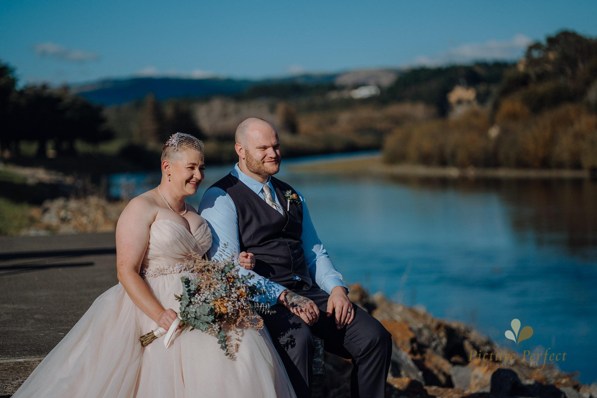 Manawatu beach bridal photography during golden hour with Tina 0024