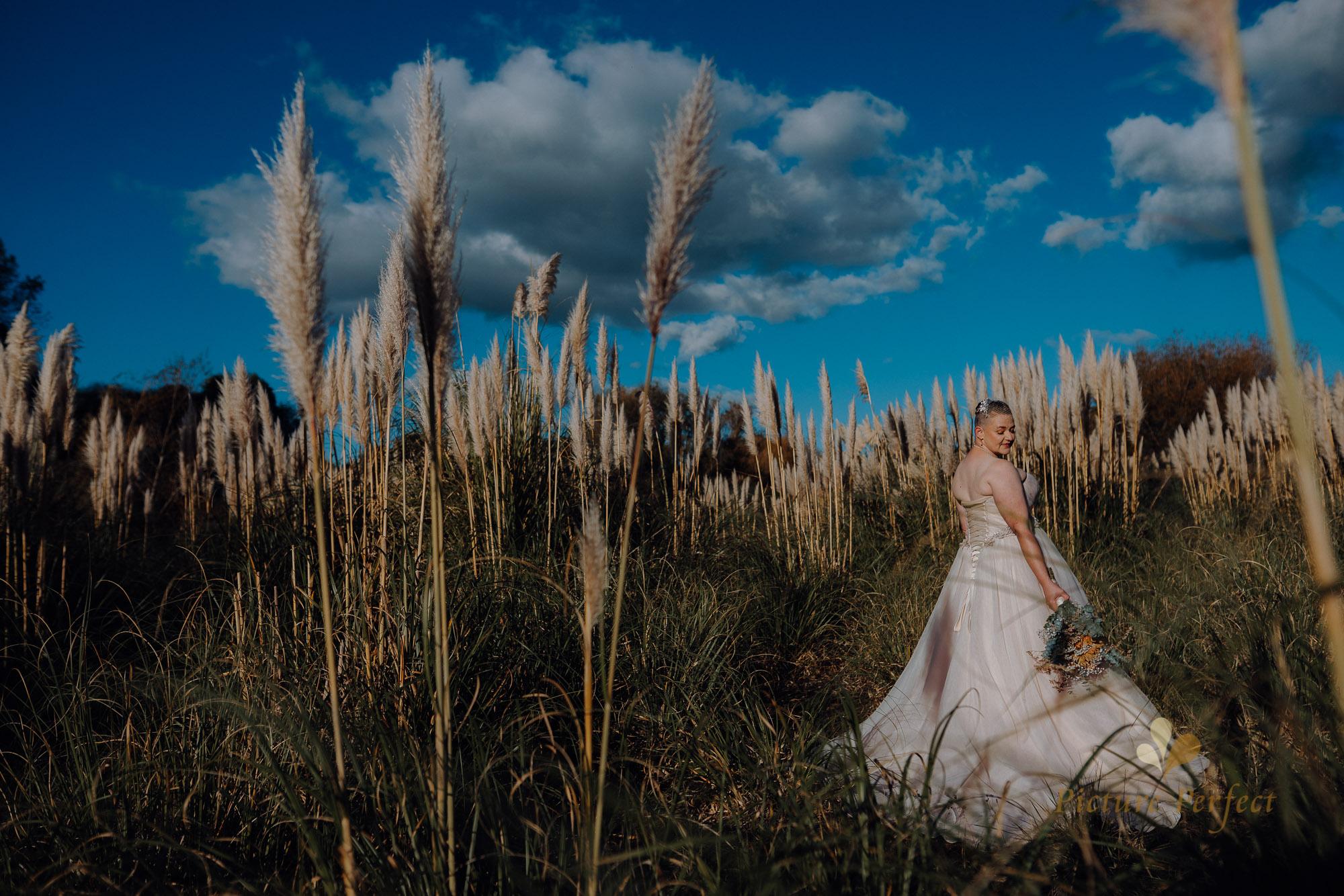 Manawatu beach bridal photography during golden hour with Tina 0030