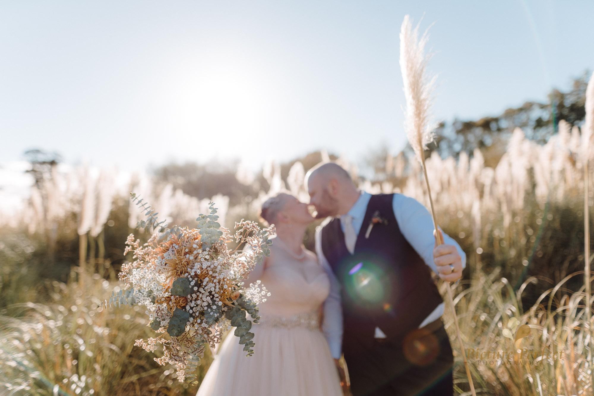 Manawatu beach bridal photography during golden hour with Tina 0042
